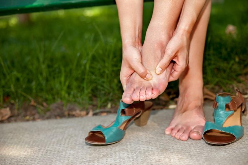 75994034-Cherriesjd-Dreamstime-INP-Instituut-voor-Neuropathische-Pijn pijnlijke voeten