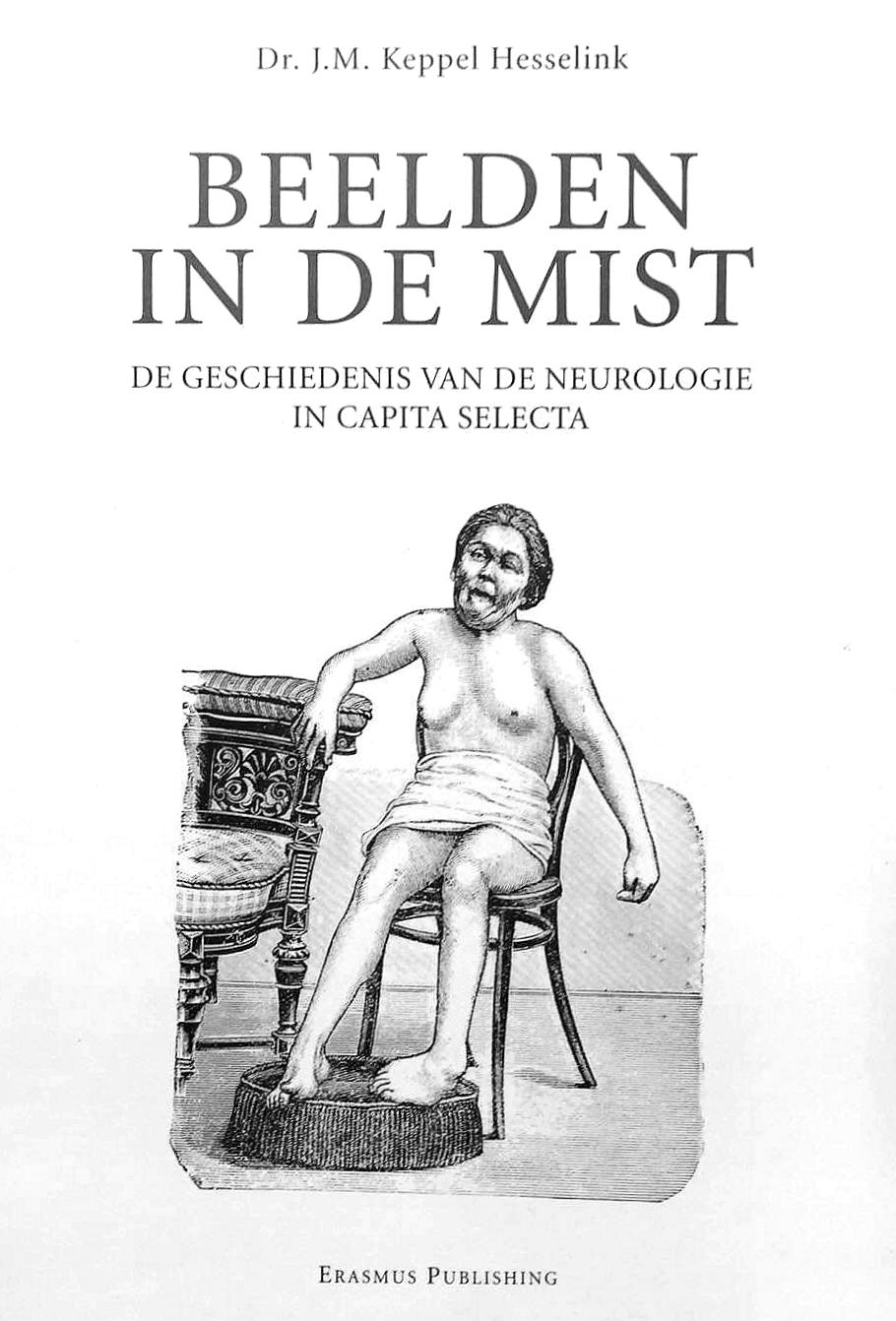 Het boek 'Beelden in de mist' van Prof. dr. J.M. Keppel Hesselink