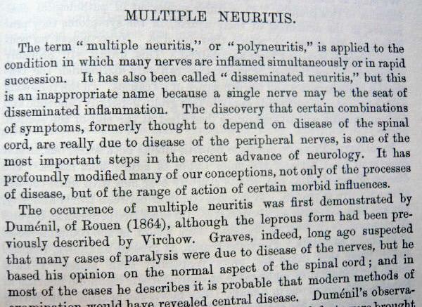 neuropathie gowers
