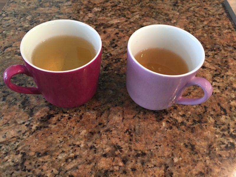 Fibromyalgie overgewicht thee